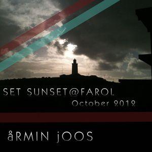 Sunset @ Farol de Santa Marta Oct2012