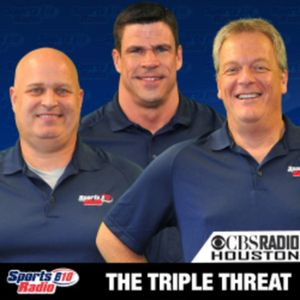 3T - John Harris on Texans and NFL Draft
