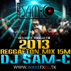 2013 Reggaeton_Mix 15M - Dj SAM_C