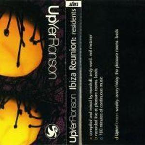 Marshall - BOXED96 Live @ UpYerRonson Vol #4 Ibiza Reunion.