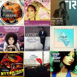 12 12 17 - Best of NU SOUL CENTRAL 2017 P2 by Tony Rodriguez
