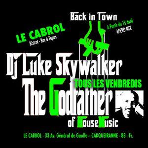 SKYWALKER @ LE CABROL / Terrasse Mix / Part 2