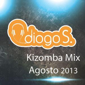 Dj Diogo S - Kizomba Mix Agosto 2013