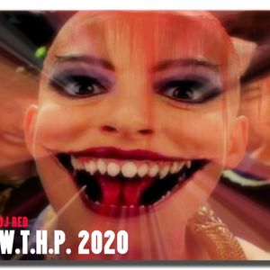 DJ RED Welcome To HalloWeen Party 2020
