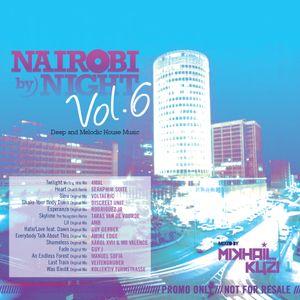 Nairobi By Night Vol. 6 - Mixed By Mikhail Kuzi