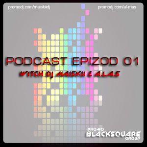DJ МАЙСКИЙ & A.L.M.A.S-Podcast Epizod 01(May'2012)