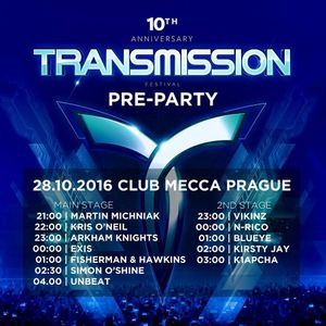 N-Rico - Live@Transmission Preparty Mecca 29_10_2016