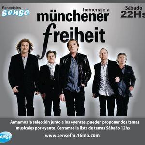 Especial de Münchener Freiheit del 4/3/17