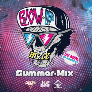 BLOW UP PARTY MIXCD SUMMER 2012