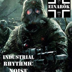 Einarök - Industrial Rhythmic Noise Dj Set 06:2012