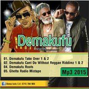 Demakufu Cant Do Without Reggea Riddimz Vol,2