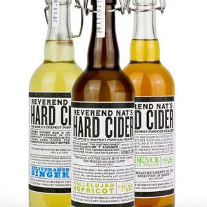 Live at Rev. Nat's Cider for Cider Week