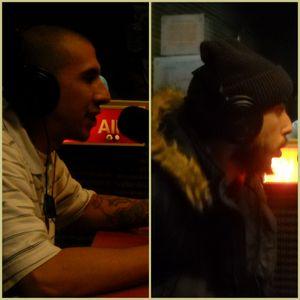 Tikaf y Cali en Rimas Rebeldes 3.15 (17/07/2012)