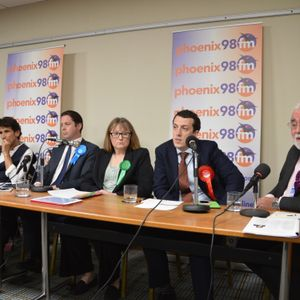 Phoenix FM election hustings 2017