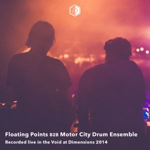 Floating Points B2B Motor City Drum Ensemble - Recorded live at Dimensions 2014