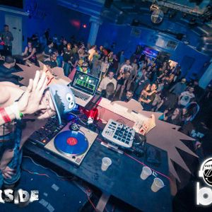 Wub's Hau5 in NYC - Exclusive Mix for Party Radio USA in NYC