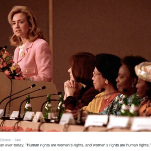 PODCAST: Hillary, Feminism and Abortion Rights