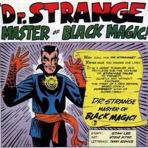 78 - Strange Tales #110 - Dr. Strange