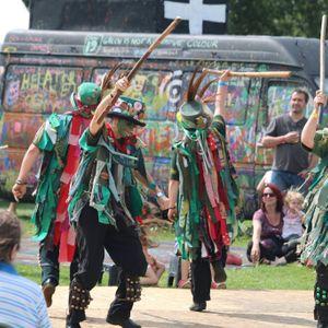 Show 135 - Ely Folk Festival special (14/7/16)