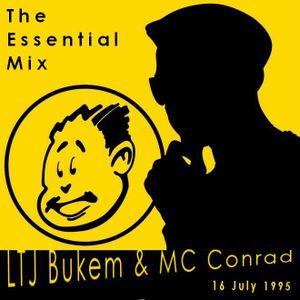 J.Bo Tape #7: LTJ Bukem & MC Conrad - The Essential Mix - 16Jul1995 - PART 2