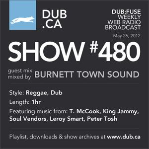 DUB:fuse Show #480 (May 26, 2012)