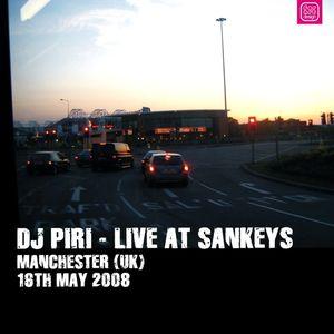 DJ Piri - Live At Sankeys (2008-05-16)