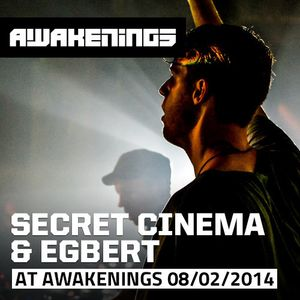 Secret Cinema  @ Awakenings Klokgebouw Eindhoven 08-02-2014