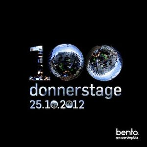 BENTO - 100xdonnerstag - 18djs in the mix - part 01