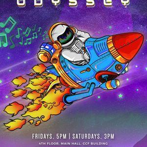 ODYSSEY Week 2 - David Pantanilla