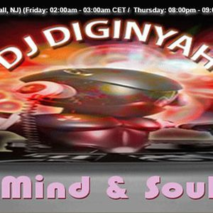 DJ Diginyah Mind and Soul Sessions Soul Hope