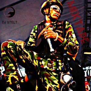 DJ STELT - (VYBZ KARTEL) THE WAR TEACHA MIXTAPE