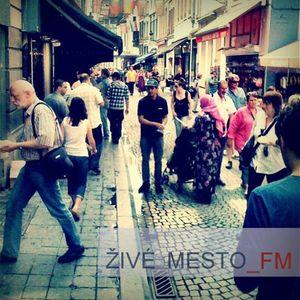 ŽIVÉ MESTO_FM: CUDZINCI V MESTE_24.11.2014