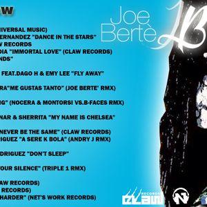 JOE BERTE' RADIO SHOW #7 (July 2015)