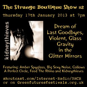 The Strange Boutique Show 112