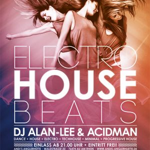 Electro House Beats Party - 25/11/2011 - Live-Set part II