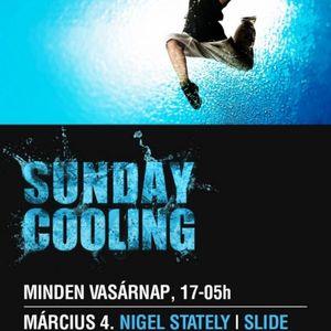 3l3ktro Groove - Live @ Coronita Club Budapest Sunday Cooling 2012.03.04.