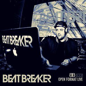 BeatBreaker OpenFormat LIVE - May 2018