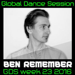 Global Dance Session Week 23 2016 Cheets With Ben Remember