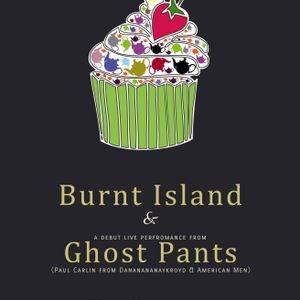 Burnt Island - Live at The Hidden Lane Cafe