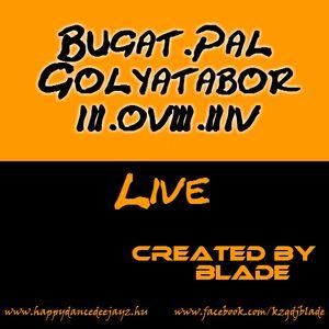 Blade @ Live in Bugat.Pal.Golyatabor.12.08.24
