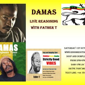 Listen to Father T in convesation with Damas