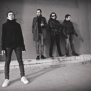 the Last Tanks in Paris - Happy End (remixes)