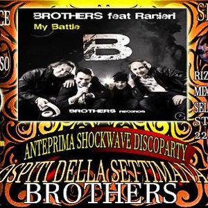INTERVISTA AI BROTHERS 16-07-2015 Radio Veronica fm