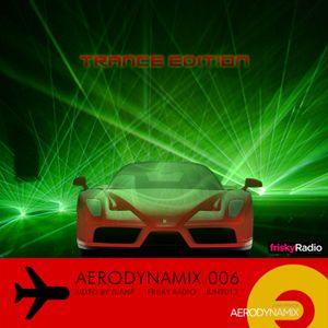 Aerodynamix 006 @ Frisky Radio June 2013 mixed by JuanP