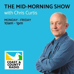The Mid-Morning Show with Chris Curtis - Broadcast 04/12/17