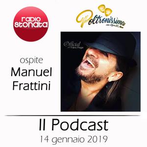 Poltronissima - 4x45 - 14.01.2019 - Manuel Frattini