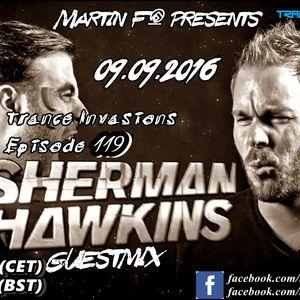 Martin F. - Trance Invasions Episode 119 (Fisherman & Hawkins Guestmix) [09.09.2016] (t-er.org)