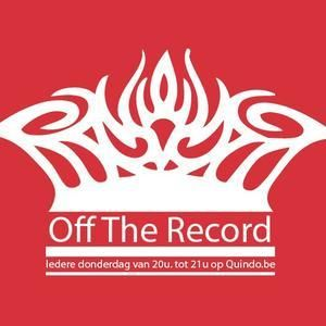 Off The Record 25 oktober 2012