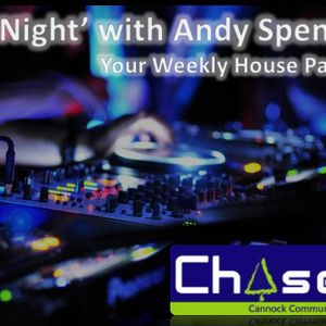 At Night with Andy Spencer on Chase FM - Show 085 - Sat 8th Feb 2014.