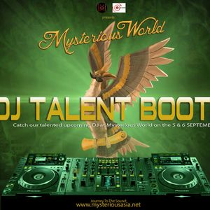 Mysterious Best Talent Promo Set (2014)